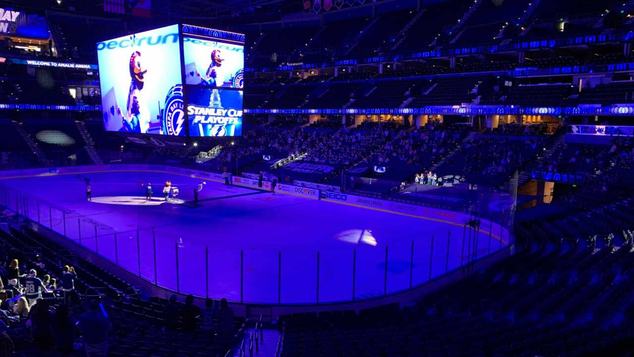 Tampa Bay Lightning watch party