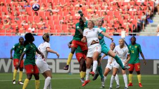 England v Cameroon: Round Of 16  - 2019 FIFA Women's World Cup France
