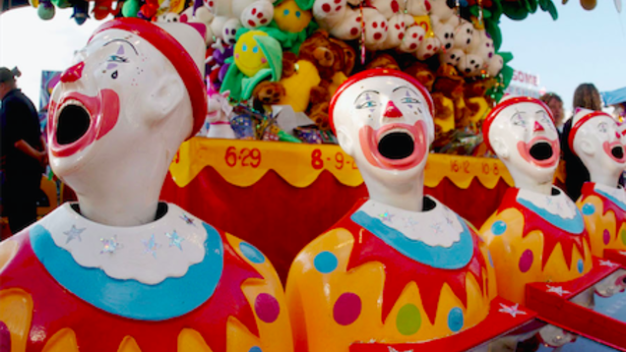 The psychology behind why clowns creep some people out
