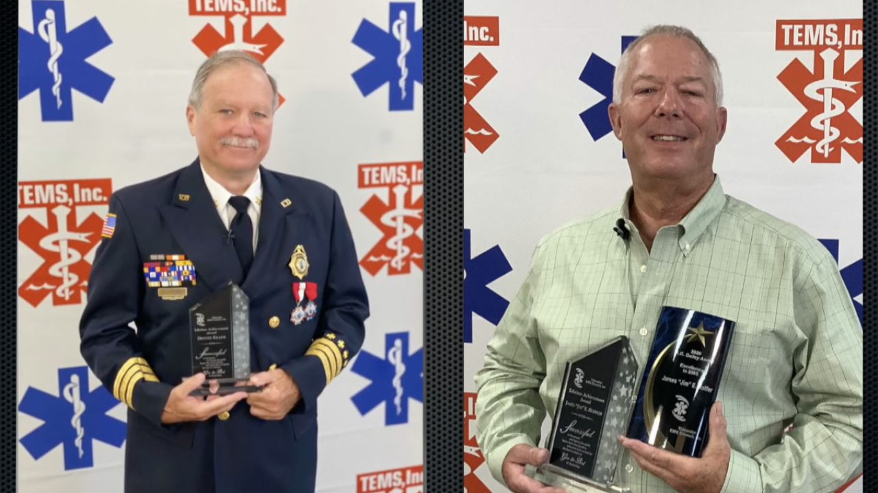 2020 Tidewater EMS Council Regional Awards