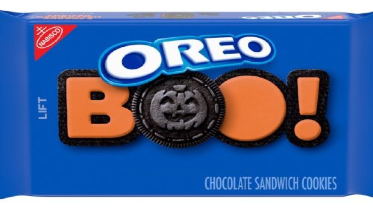 Oreo Is Already Teasing Its New Cookies For Halloween And Christmas