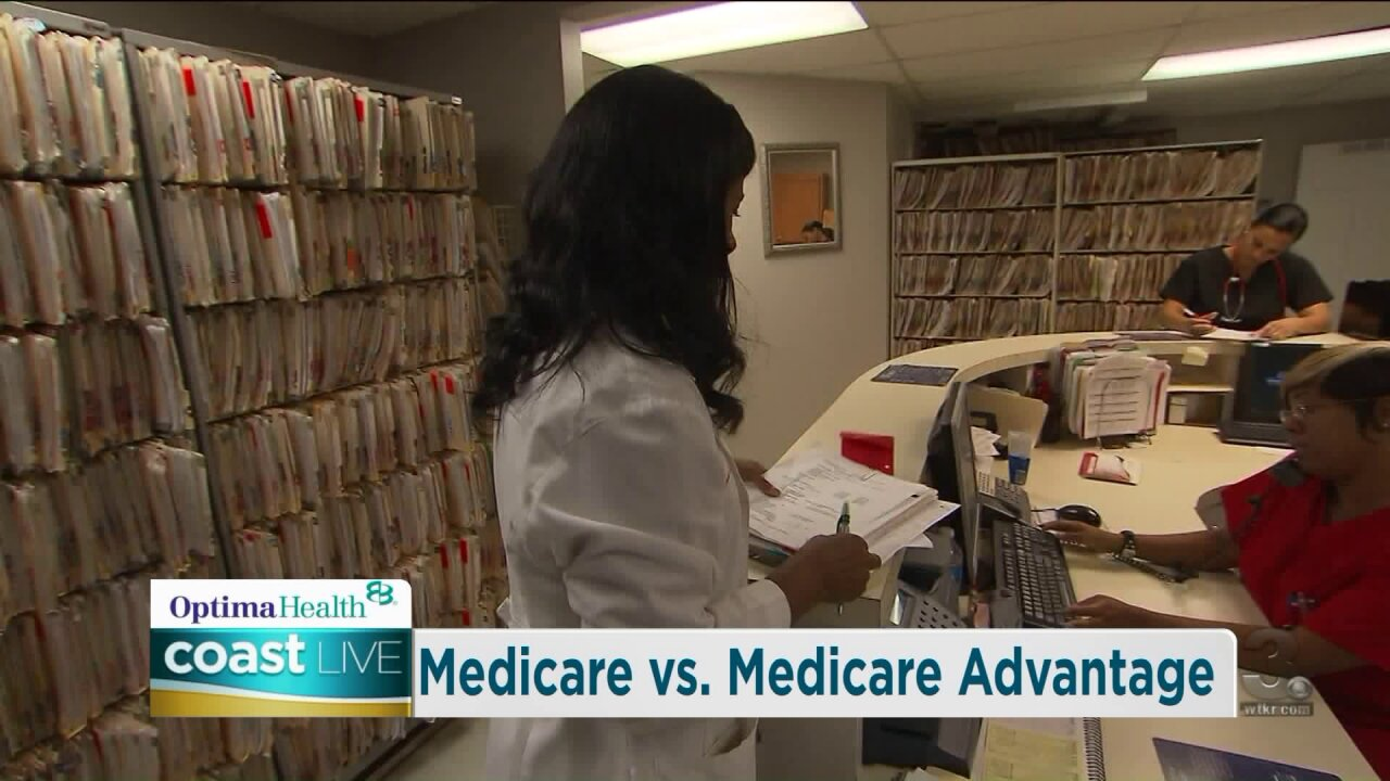 Making sense of Medicare and Medicare Advantage for the enrollment period on Coast Live