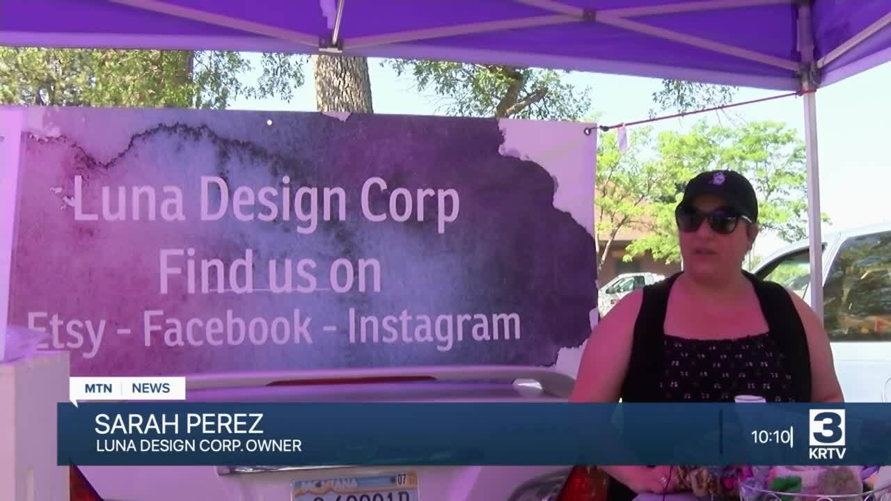 Independence Day celebrated at Great Falls Farmers' Market