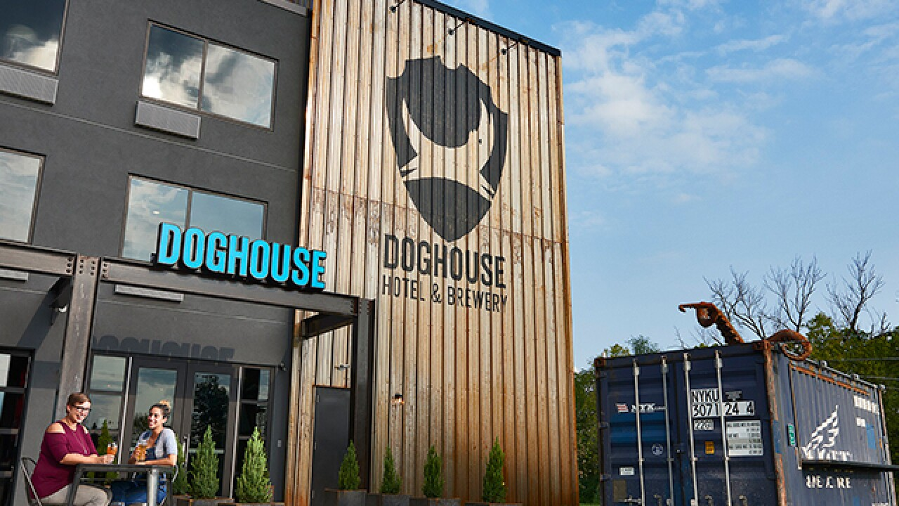 World's first beer hotel opening in Columbus