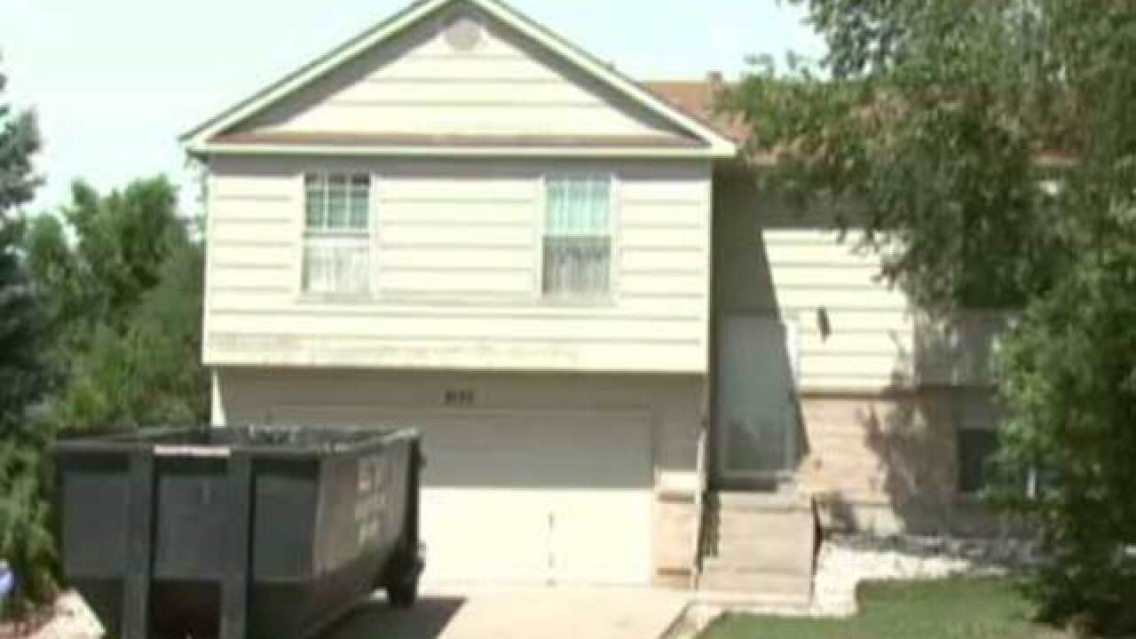 Dead body found inside home sold at auction
