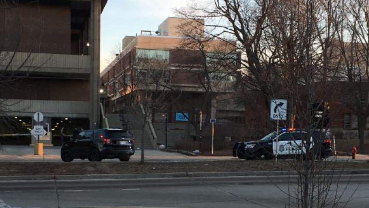 Police respond to shots fired on UW-Milwaukee campus