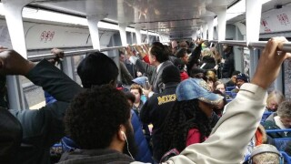 RTA Red Line riders concerned about safety
