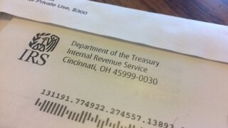 IRS mails letters to 270,590 Michigan residents to check eligibility for Economic Impact Payment