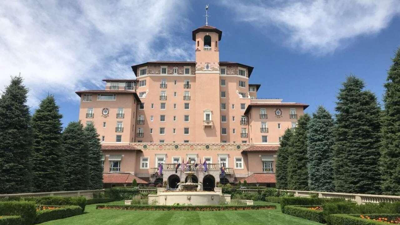 The Broadmoor celebrates 100 years