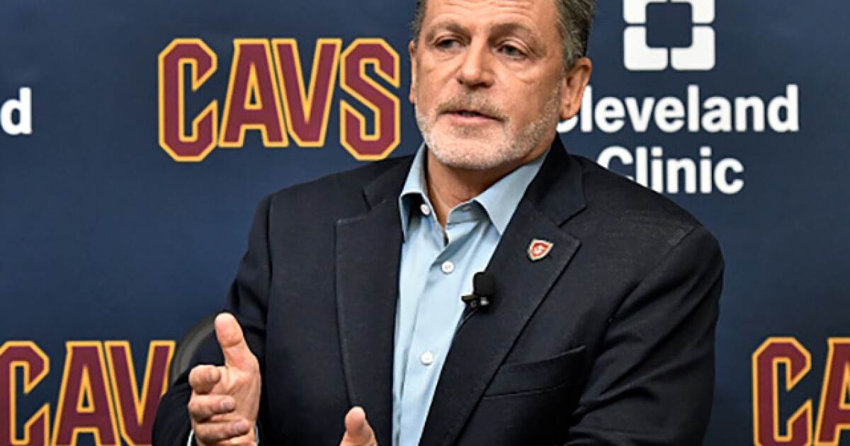 Cavs owner Gilbert out of hospital after stroke