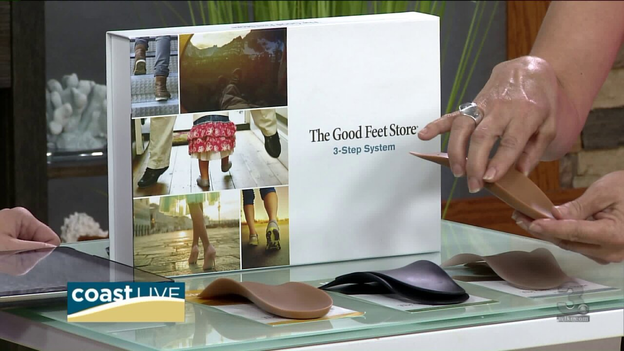 The difference between drug store shoe inserts and arch supports on CoastLive