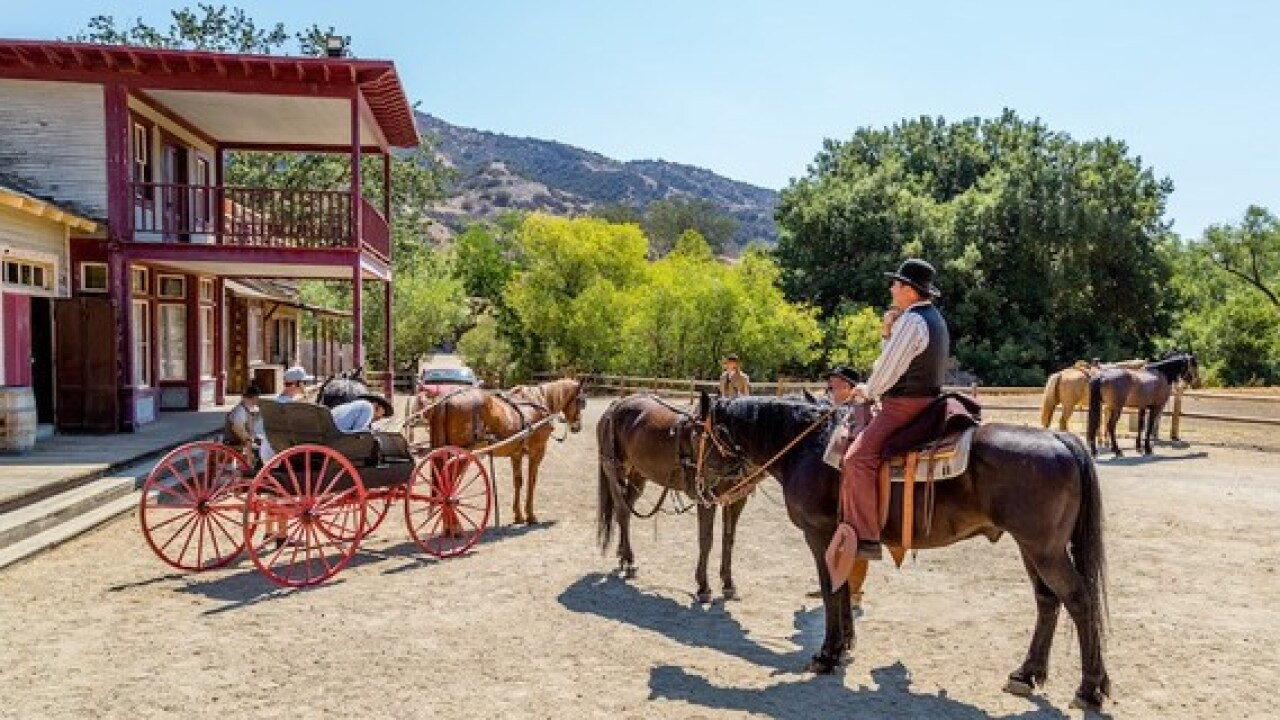 Hollywood's Western Town at Paramount Ranch destroyed in Woolsey Fire