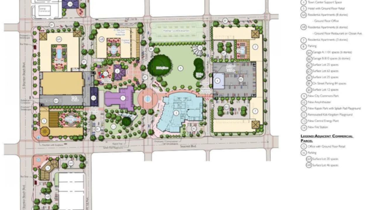 Boynton Beach plans to rebuild new town square