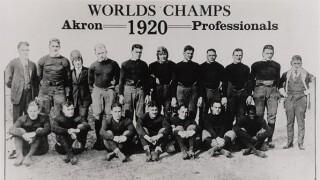 1920 Akron Pros