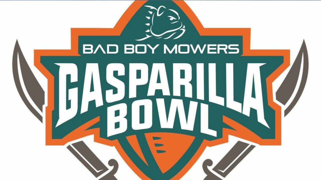 Bad Boy Mowers Gasparilla Bowl