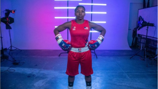 Tamyra Mensah-Stock is thrilled to be making her Olympic debut