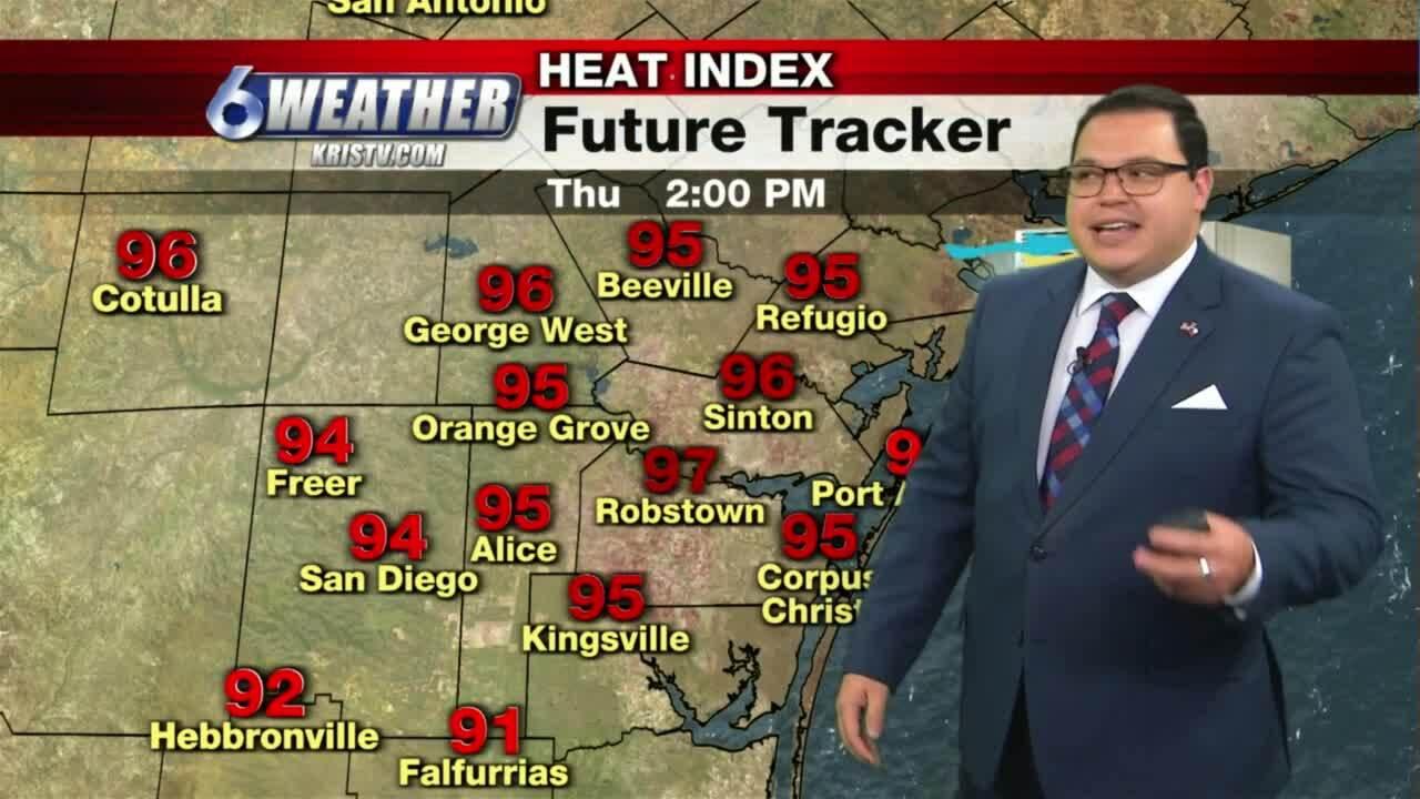 Juan Acuña's forecast for Sept. 16, 2021