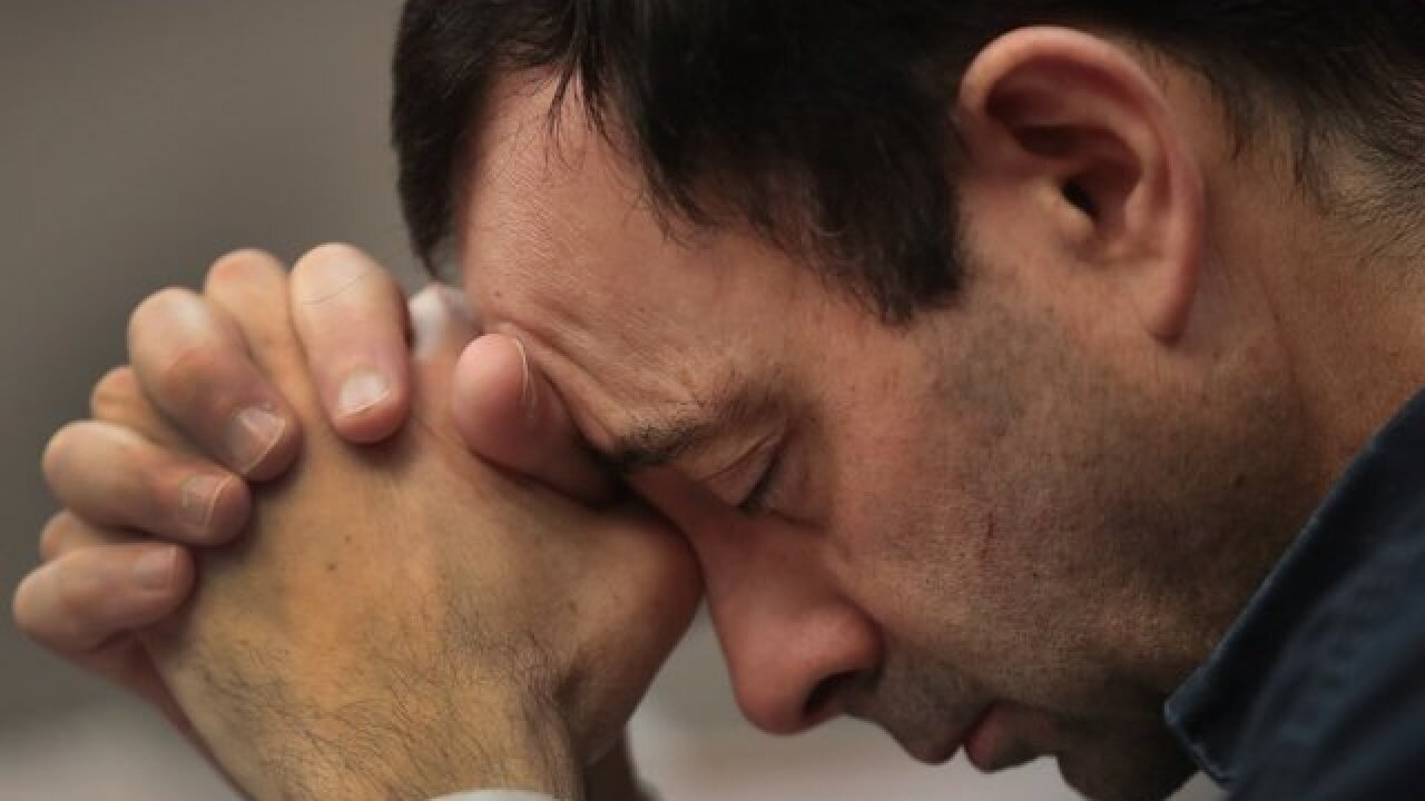 Nassar complains in letter, says he's worried about ability to face victims