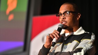 Rapper T.I. says he takes daughter to doctor ensure she's a virgin