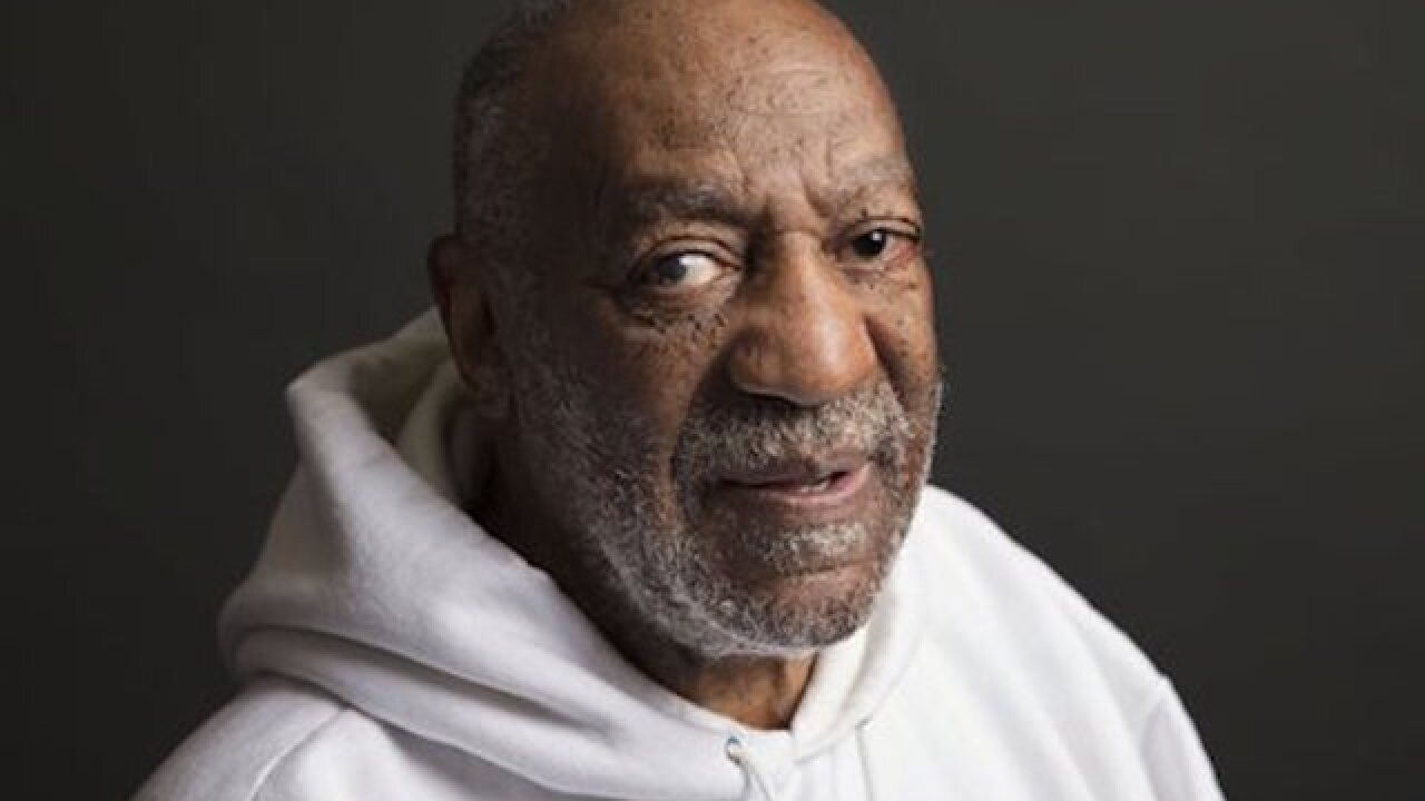 Cosby sues sexual assault accuser