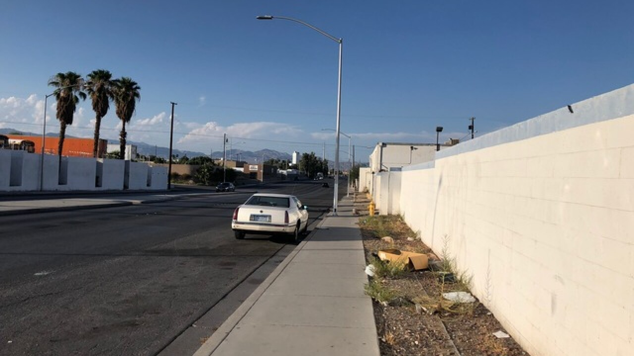North Las Vegas cleaning up abandoned vehicles