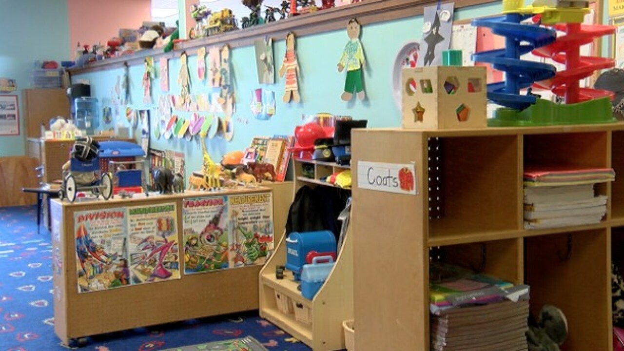Project aims to improve child care in WyCo