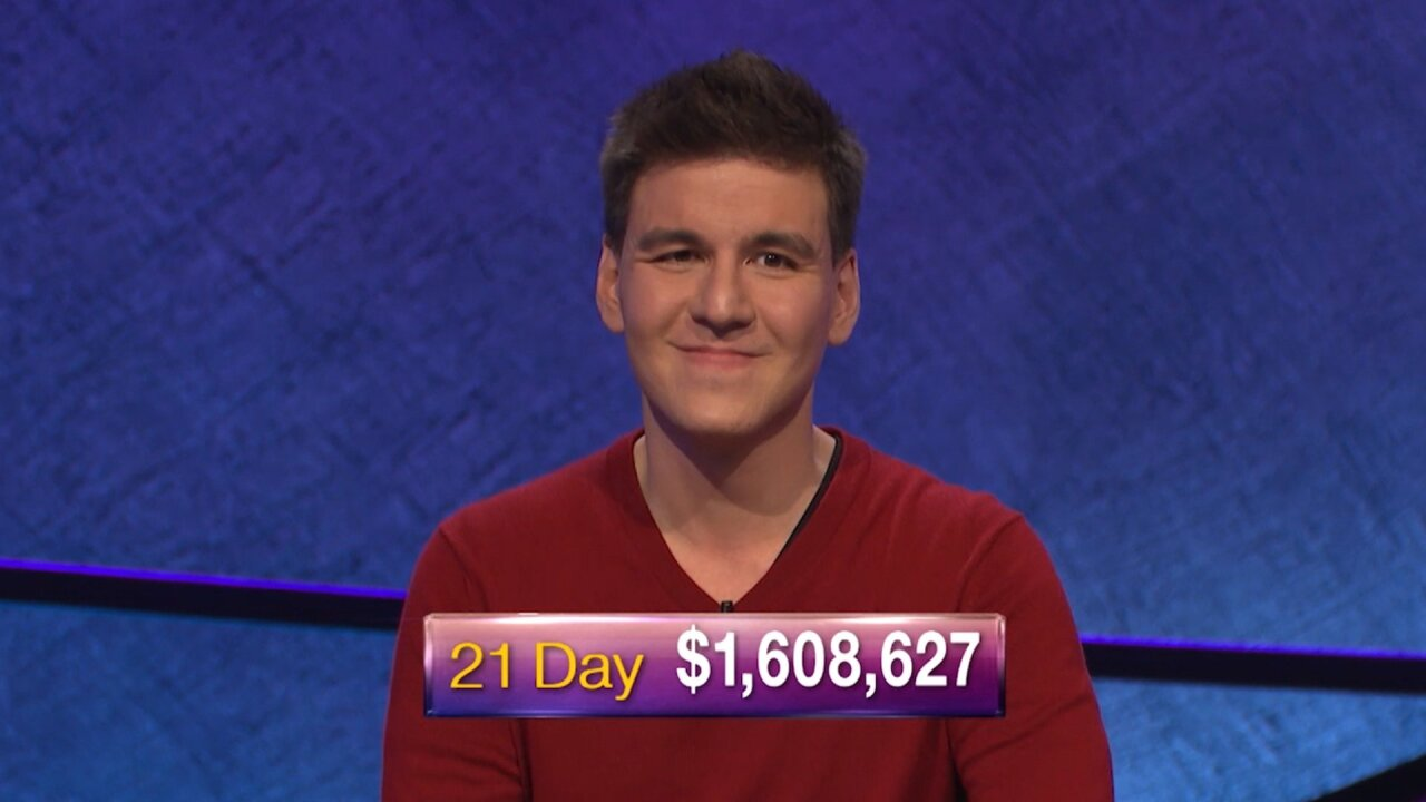 'Jeopardy!' contestant officially holds the 2nd longest winning streak in the show's history