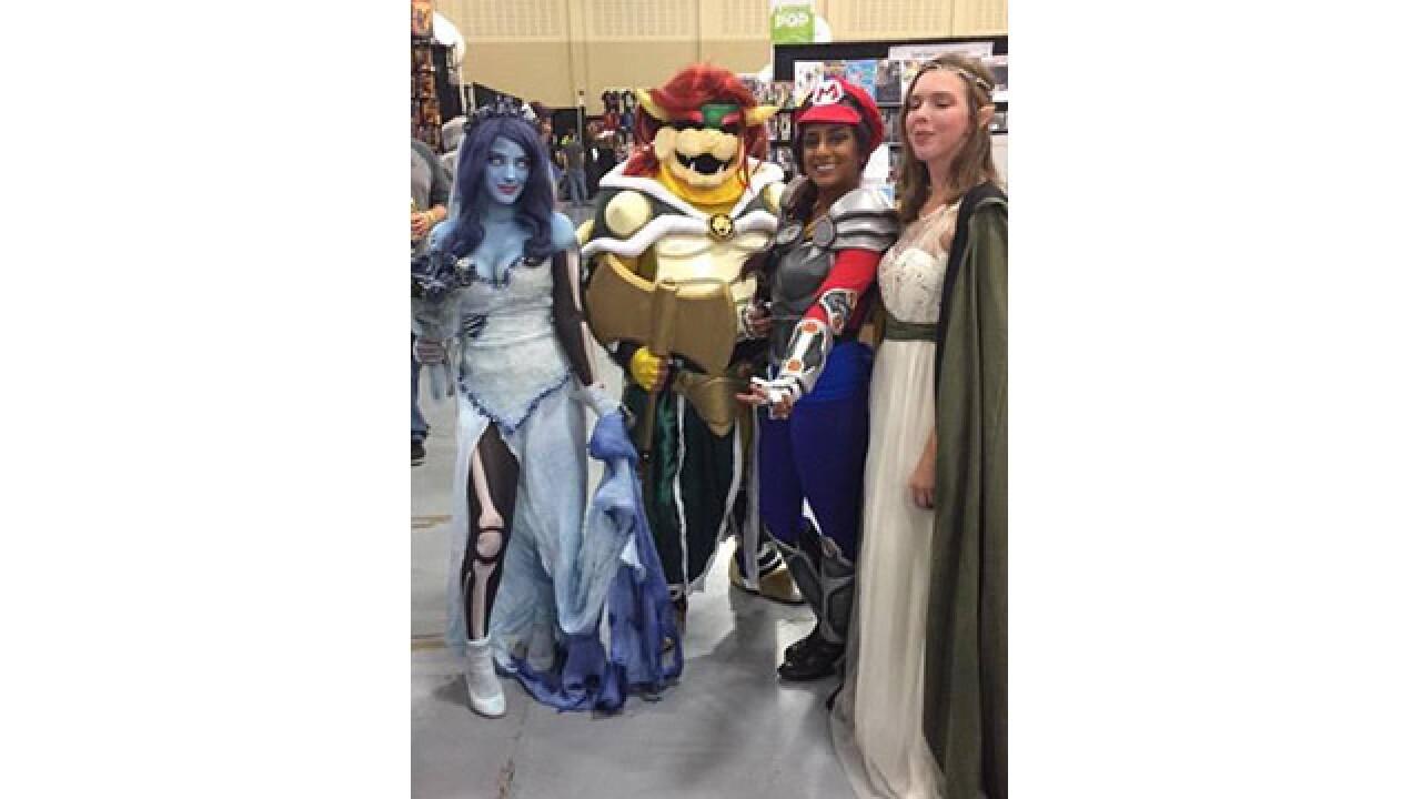 PHOTOS: Wizard World Comic Con 2016
