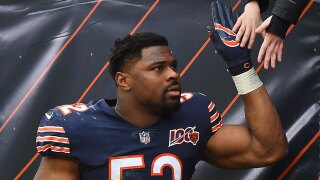 NFL star Khalil Mack pays off 300 holiday layaway accounts at Walmart in his hometown