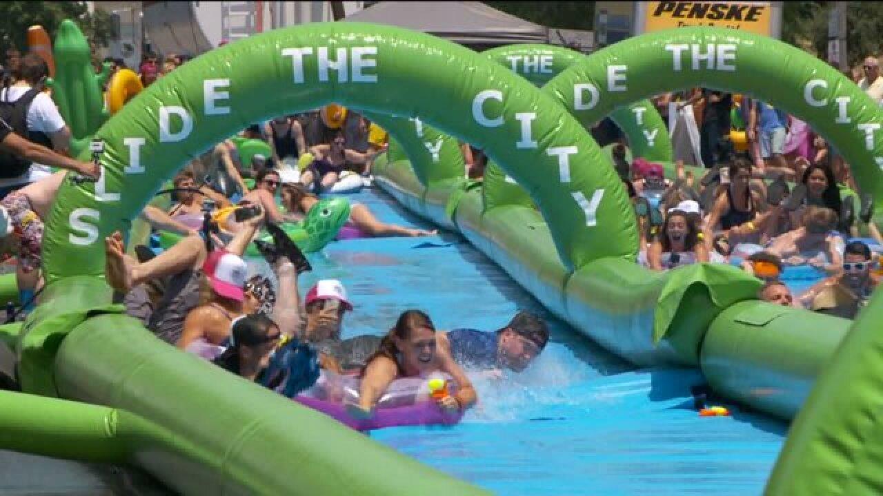 'Slide the City' approved; Event back in Salt Lake City thissummer