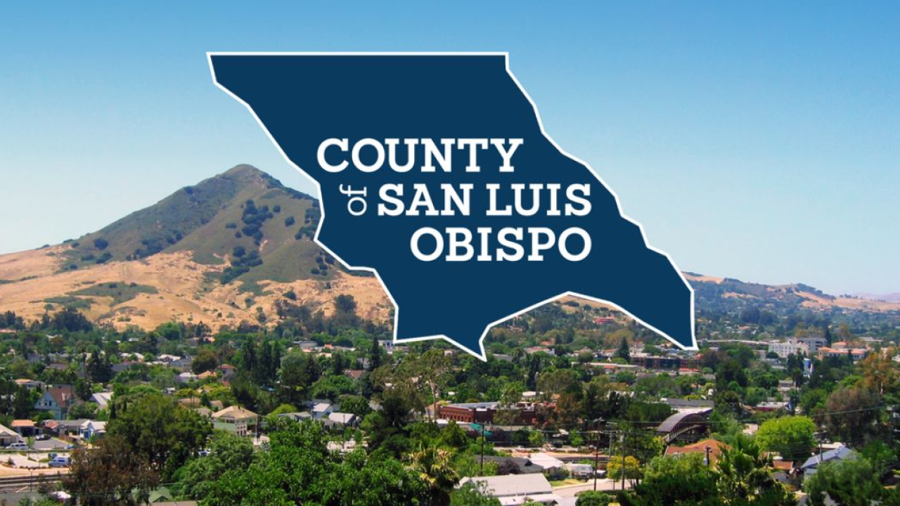 San Luis Obispo County personal care services reopening
