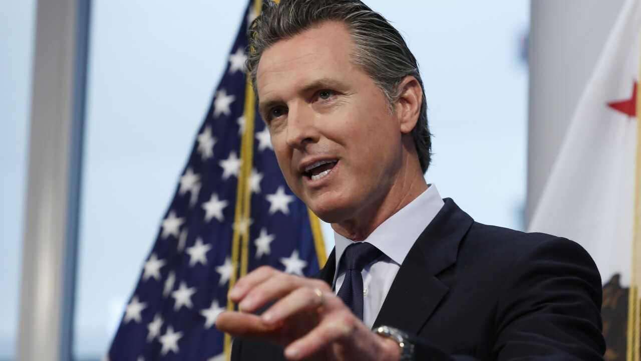 Gov. Gavin Newsom says more restrictions to return as COVID-19 cases rise