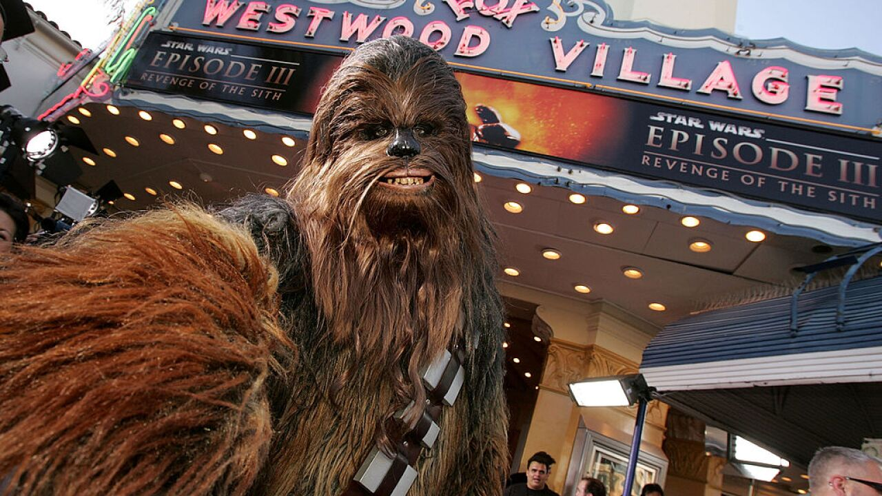 "Actor known for playing Chewbacca in ""Star Wars' has died"