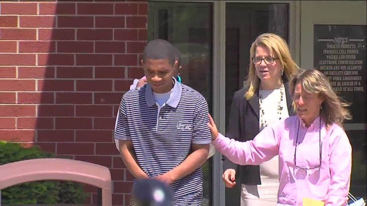 Davontae Sanford released from prison