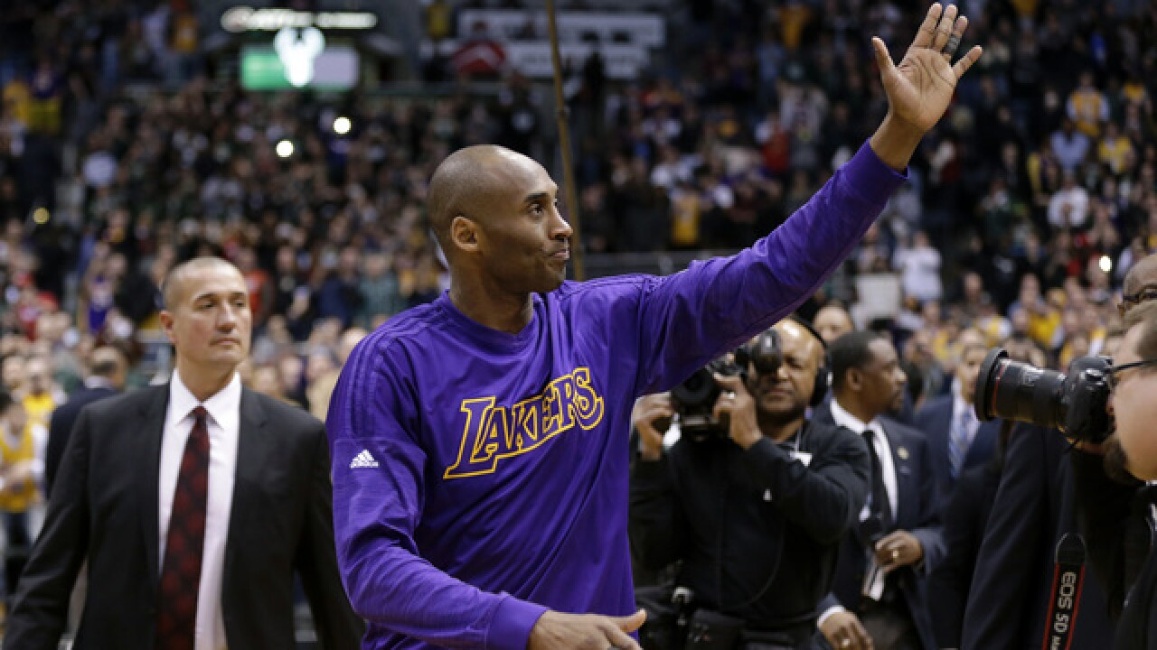 Kobe on LeBron: 'Excuses don't work right now'
