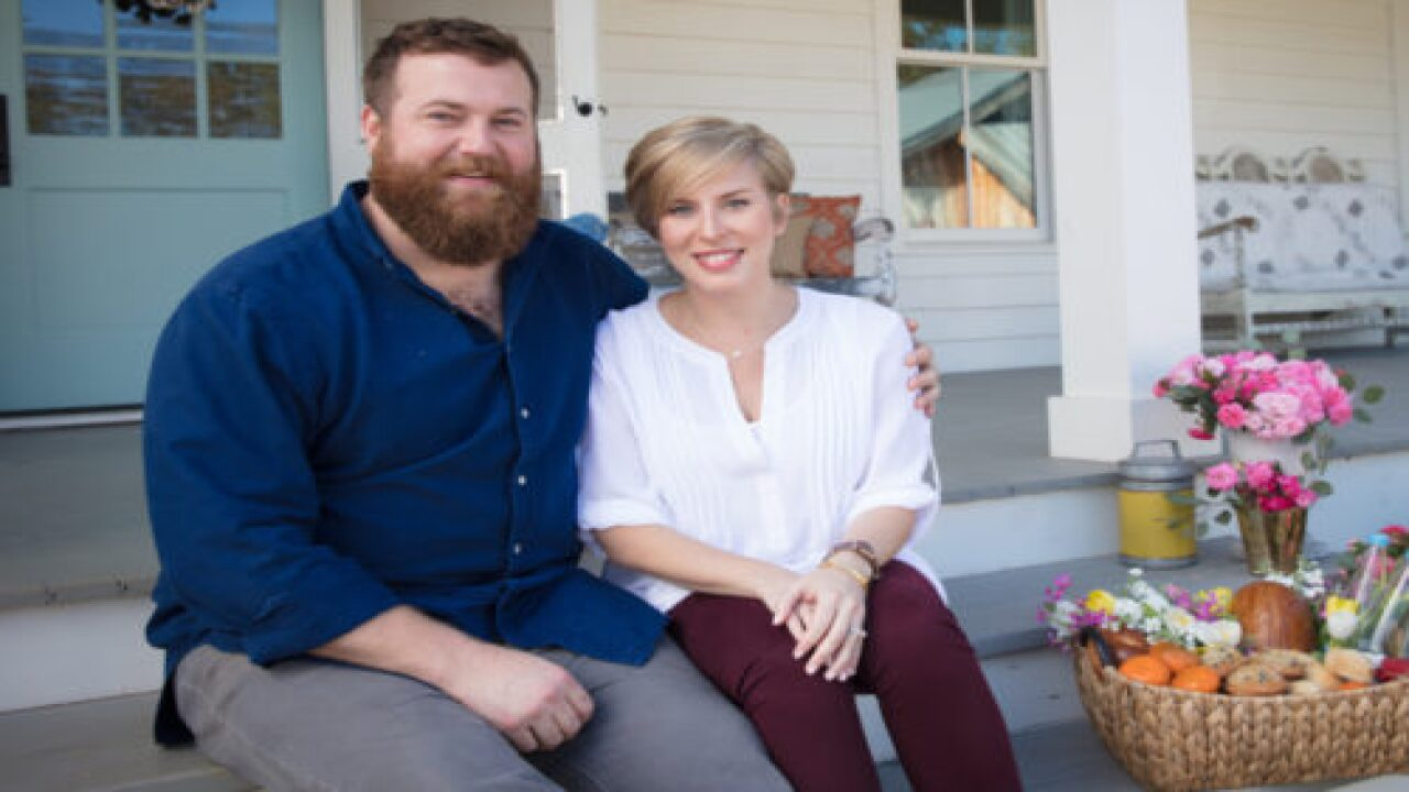 HGTV's Erin And Ben Napier Are Expecting Their Second Child
