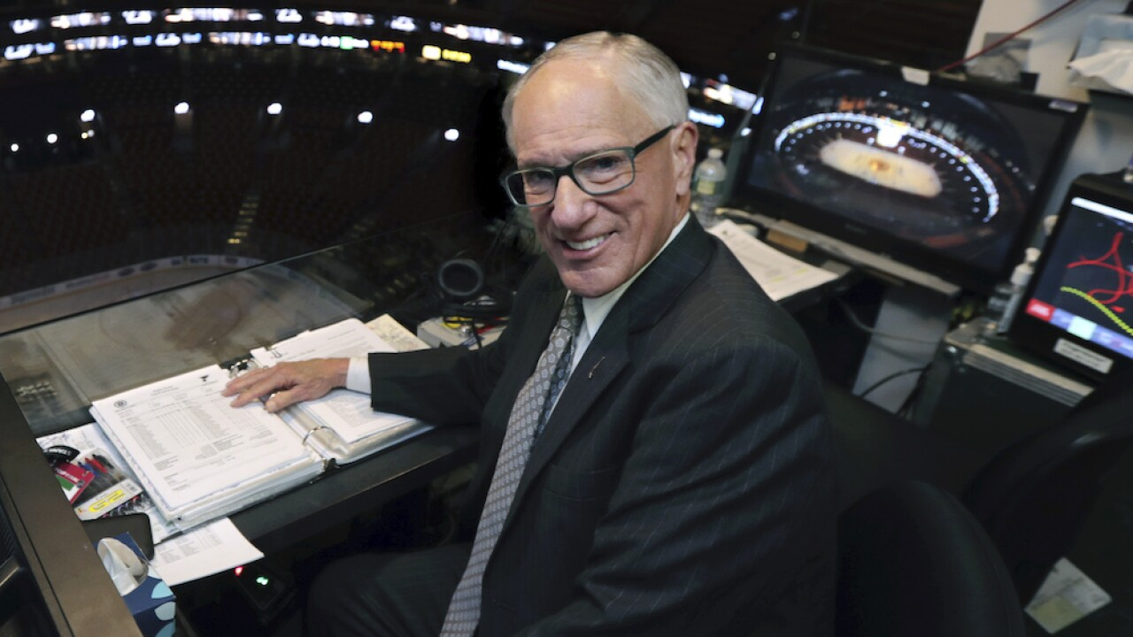 Mike 'Doc' Emrick, hockey broadcasting legend, announces retirement