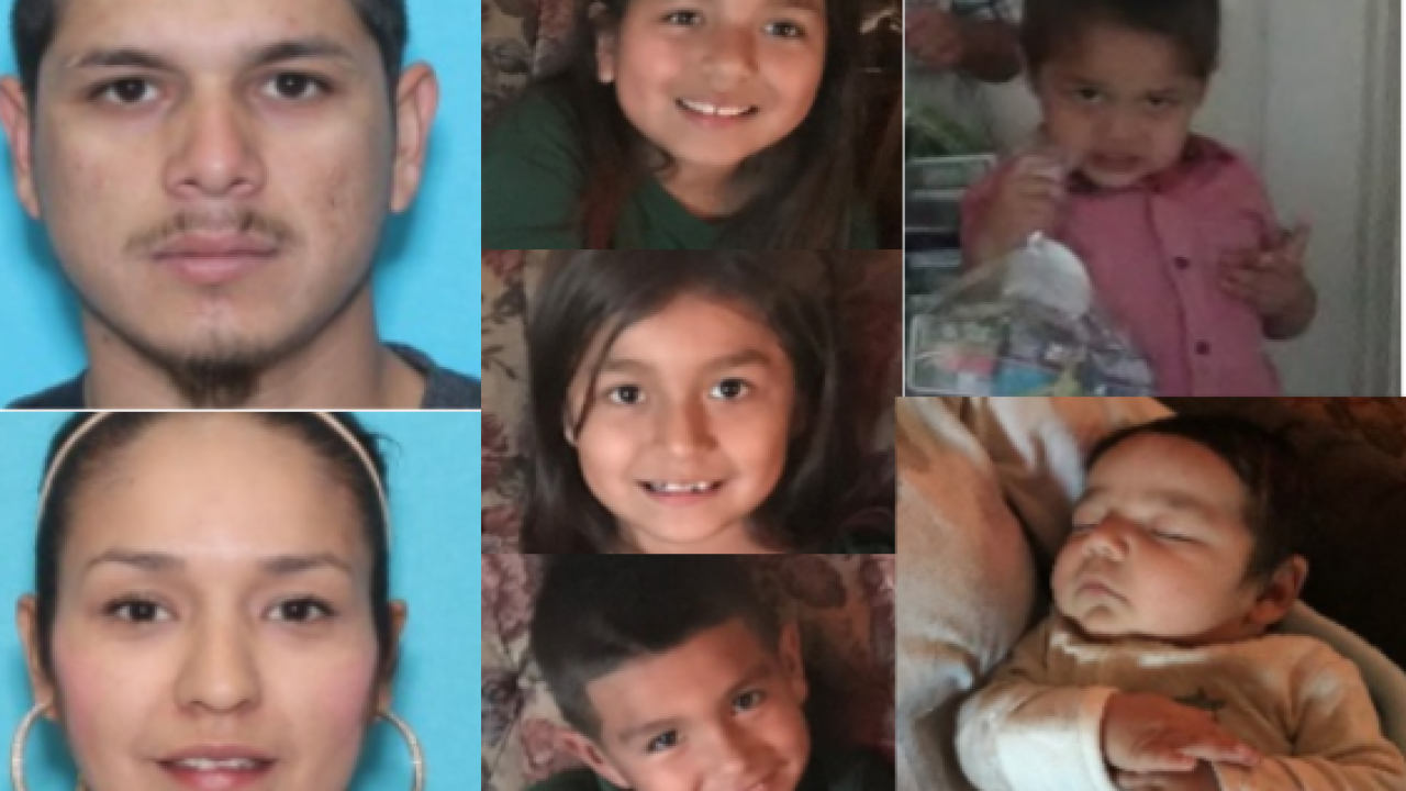 Amber Alert Discontinued For 5 Texas Children