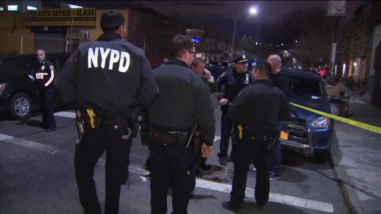 sunset park shooting jan 2