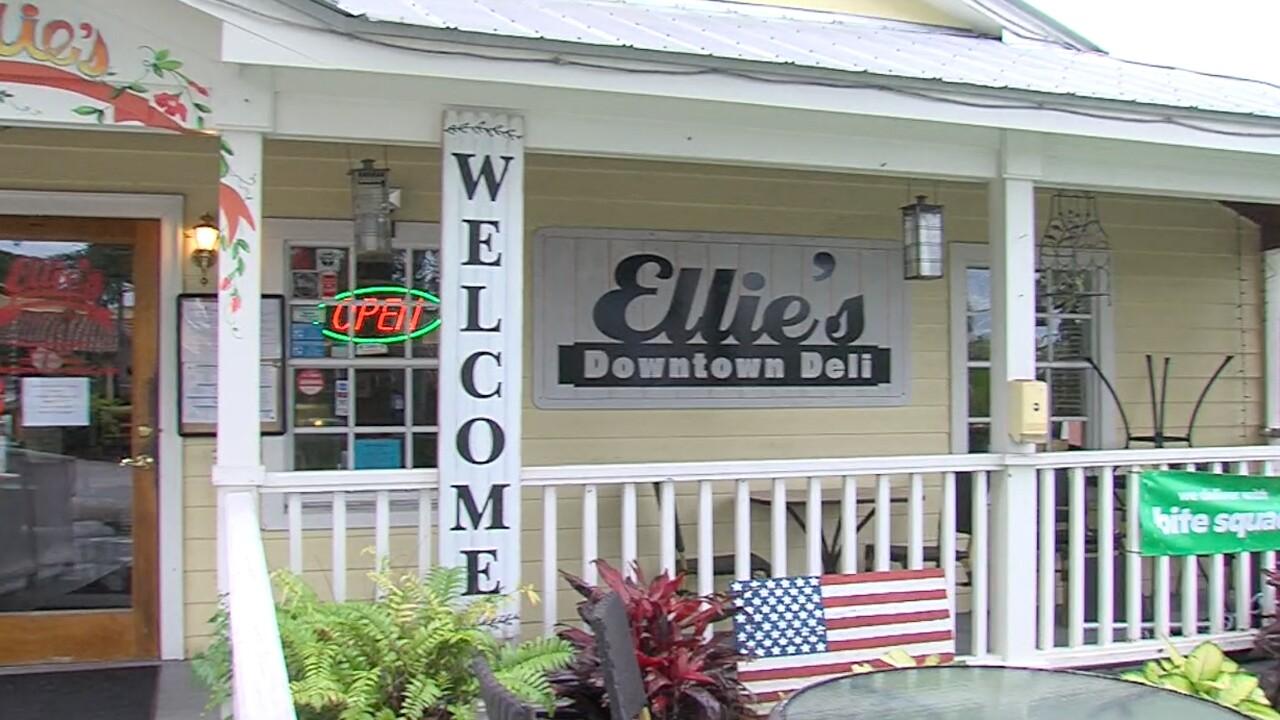Ellie's Downtown Deli located in Stuart, Florida