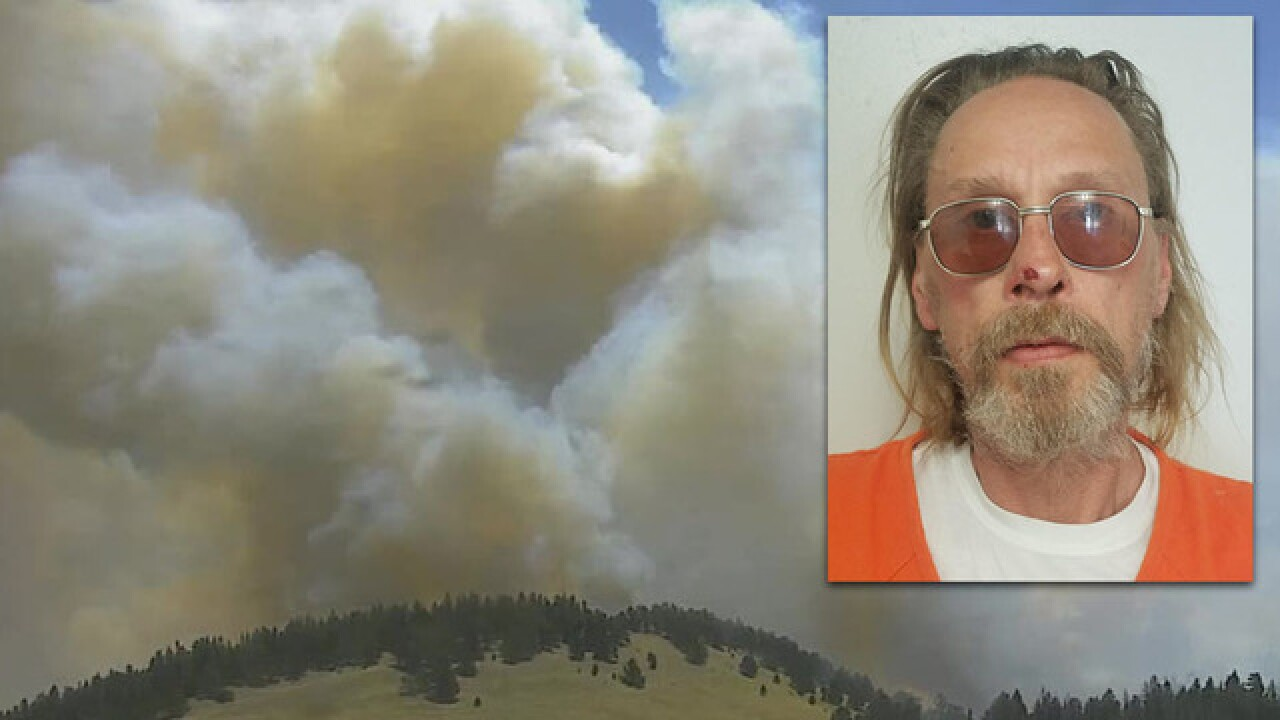 Spring Fire: Man arrested on arson charges in connection with massive blaze