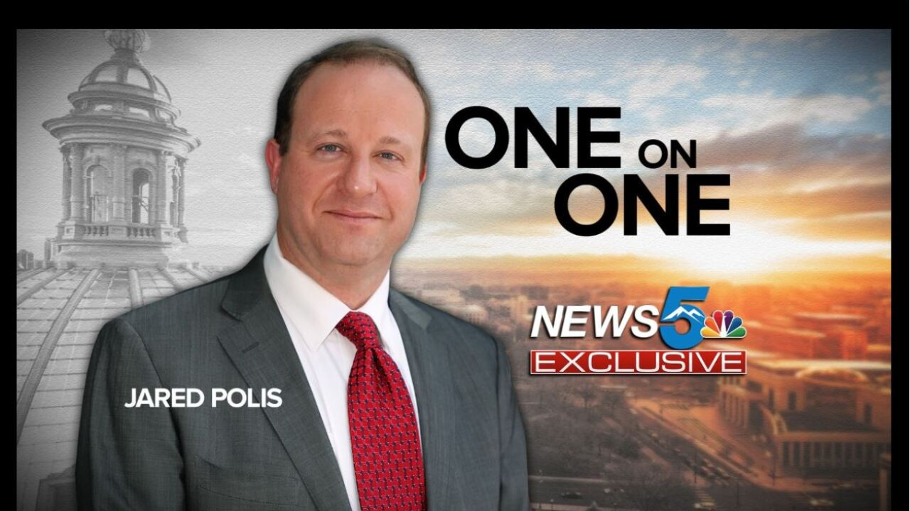 One on One with Governor Jared Polis