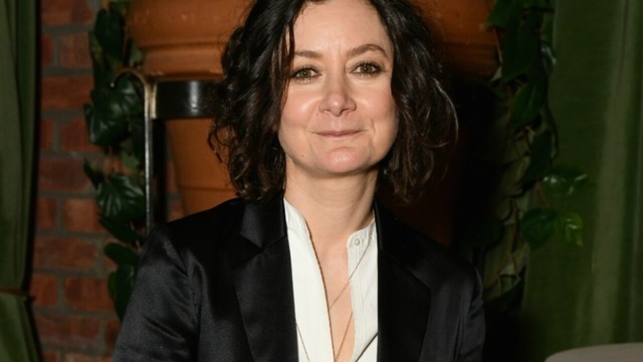 Sara Gilbert on 'Roseanne' cancellation: 'this has been a very difficult week'