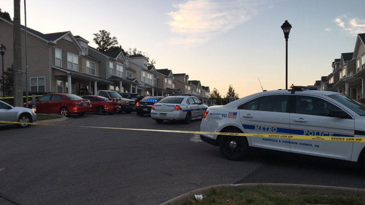 3 Shot At Antioch Apartments