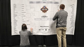 NCAA East Regional Basketball