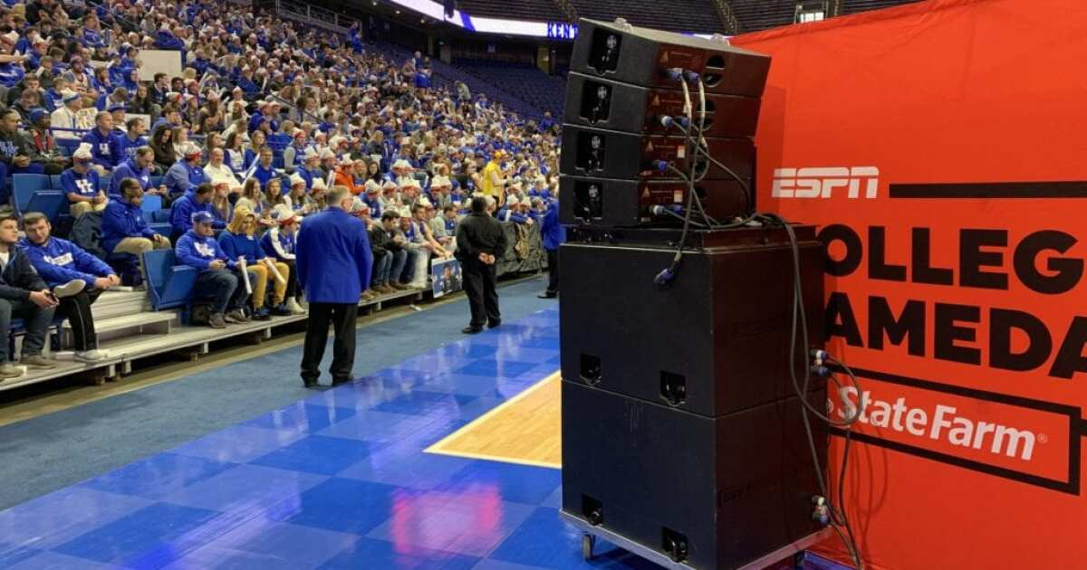 College Gameday headed to Alabama for Kentucky vs. Auburn