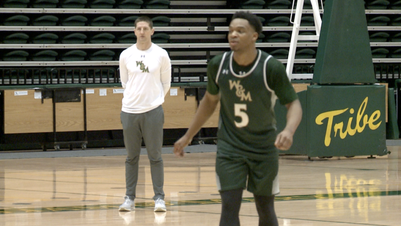 William & Mary men's basketball squad named national team of the week