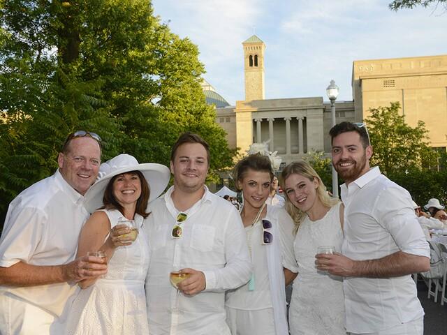 Diner en Blanc Cincinnati 2017