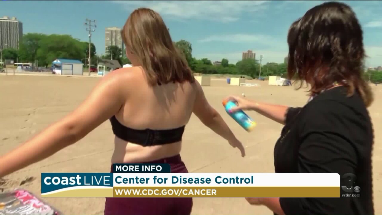 A CHKD expert shares before and after sunburn advice on CoastLive