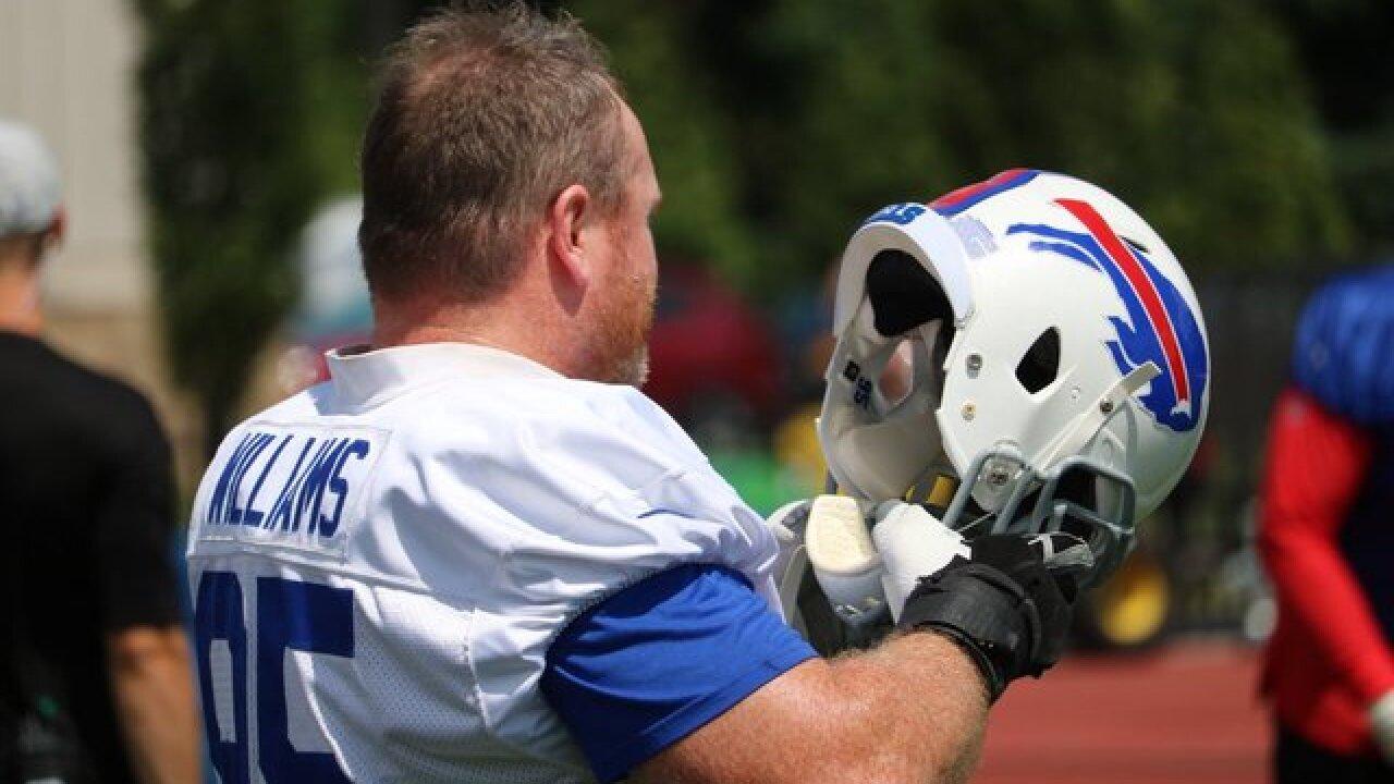 Buffalo Bills training camp photo gallery